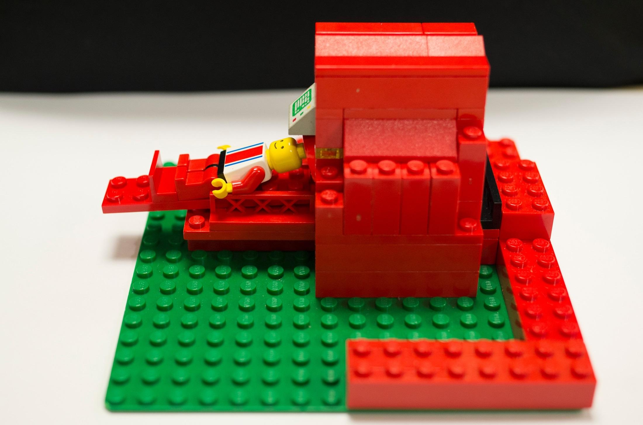 Lego-IRM
