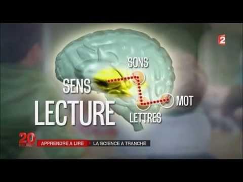Extrait du Journal de France 2 : Apprendre à lire